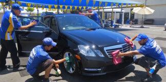 Empleados Para Lavado de Autos Car Wash Employees