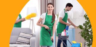 Personal de Limpieza de Casas House Cleaning Staff