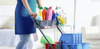 cleaning lady for geriatric empleada de limpieza para geriatrico personal de limpieza para centro de mayores