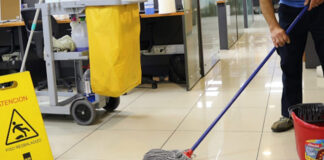 cleaning staff with or without experience personal de limpieza con o sin experiencia