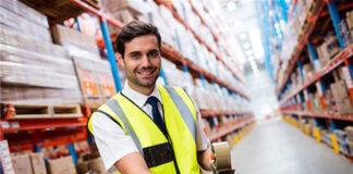 operario de deposito empleado male-employee warehouse employee warehouse operador mozo de almacen