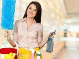 empelada domestica para limpieza en casa de familia domestic employee for cleaning in family home mucama maid