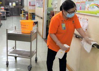 personal de limpieza centro odontologico cleaning staff dental center
