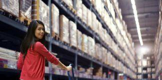 warehouse operarias para empresa textil personal femenino control de calidad y etiquetado
