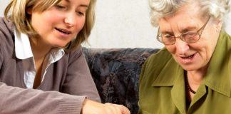 cuidadora de paciente mayor elderly patient caregiver cuidadora domiciliaria home care cuidadora externa