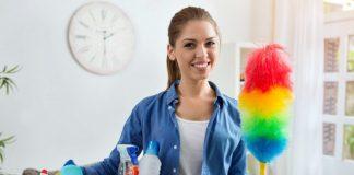 empleada del hogar empleada domestica empleada de limpieza para casa de familia domestic worker cleaning lady for family home housekeeper domestic staff