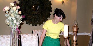 empleada domestica con cama adentro empleada del hogar interna personal domestico domestic maid for cleaning and cooking in family home