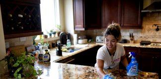 empleada domestica empleada del hogar domestid maid personal domestico limpieza en casa de familia domestic staff cleaning at family home housekeeper