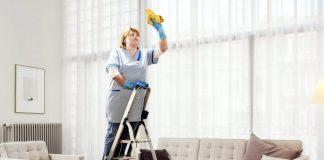 domestic maid empleada del hogar externa empleada domestica para limpieza en casa de familia external household employee domestic