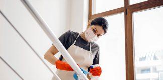 empleada de limpieza mucama personal domestica cleaning maid domestic staff empleada del hogar housekeeper
