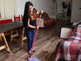 empleada domestica para limpieza por horas en casa de familia domestic maid for hourly cleaning at family home