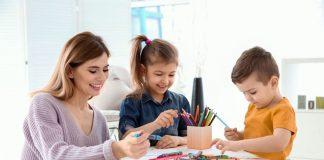 niñera domestic servant for family home babysitter niñera domestica empleada domestica y cuidado de niños empleada de hogar interna