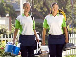 personal domestico limpieza de casas empleadas del hogar domestic staff cleaning house maid cleaning lady