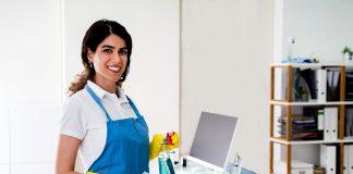 Cleaning Services Office empleada de limpieza de oficinas cleaning lady personal de maestranza femenino miscelanea limpiadoras