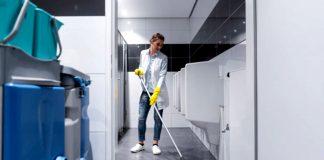 empleada de limpieza miscelanea limpiadoras cleaning lady cleaning staff personal de limpieza femenino female staff