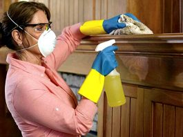 empleada domestica empleada del hogar empleada para limpieza en casa de familia domestic employee employed for cleaning in family home domestic maid house cleaning cocinera