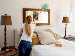 empleada domestica para limpieza y cocina en casa de familia domestic maid for cleaning and cooking in family home