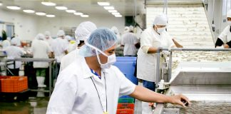 production and packaging operator for food company