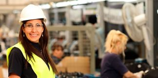 organizadores de materiales mozo y moza de almacen operarios de deposito warehouse operator female and male staff