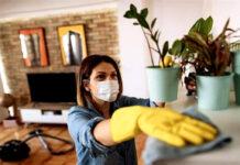Empleada domestica limpieza de casas empleada del hogar Domestic employee Housekeeping staff Household employee