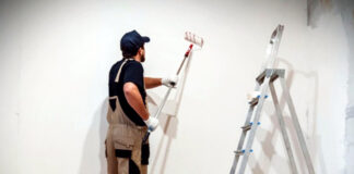 Pintores Para Trabajos de Pintura Residencial Interior y Exterior Painters for Interior and Exterior Residential Painting Jobs