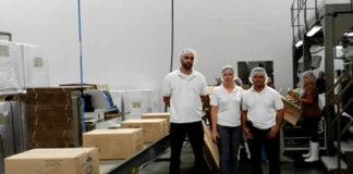 empacadores para frabrica de snacks snack factory staff