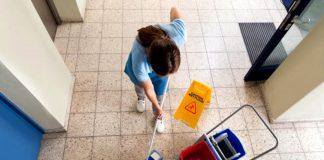 empleada de limpieza cleaning lady limpiadoras personal de limpieza de oficinas office cleaning