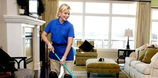 empleada del hogar empleada domestica limpieza en casa de familia cuidadora domestica domestic maid house cleaning