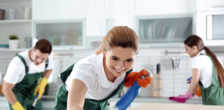 personal para limpieza residencial residential cleaning staff personale addetto alle pulizie residenziali