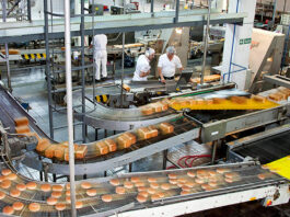 Empleado Panificadora personal para industria alimenticia Personal bakery employee for the food industry