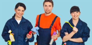 Personal de limpieza auxiliares de limpieza ambos sexos Cleaning staff cleaning assistants both sexes limpiadoras limpiadores