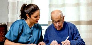 cuidadora de anciano caregriver home care cuidadora para residencia de mayores gerocultora auxiliar geriatrico cuidadora domiciliaria