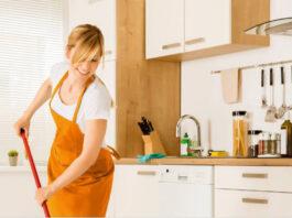 domestic servant for family home house cleaning lady empleada para limpieza en casa de familia empleada del hogar housekeeper