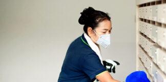 empleada de limpieza Señora Empleada Domestica empleada del hogar cleaning maid Madam Domestic Employee Household Maid