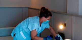 empleada de limpieza para familia limpieza de casas cleaning lady for family cleaning houses maid, housekeeper