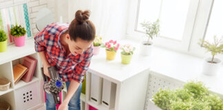 house cleaning personal de limpieza femenino empleada para limpieza en casas de familia employed for cleaning in family homes maid housekeeper