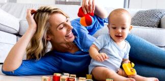 niñera para cuidado de bebe de 6 meses canguro nanny babysitter for baby care of 6 months