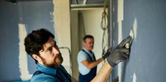 trabajadores de construccion drywall personal para construccion construction workers drywall construction personnel