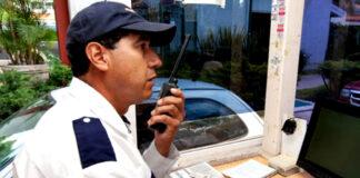 vigilante de seguridad masculino vigilador portero watchman security guard portero para planta empleo de portero