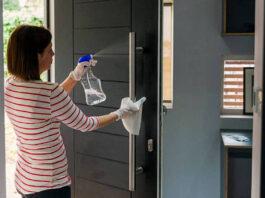 empleada domestica con cama domestic employee