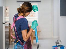 empleada domestica domestic lady