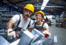 empleados de fabrica factory