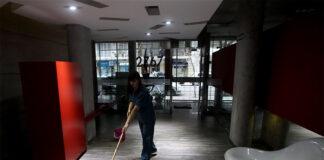 limpieza de edificios cleaning