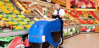limpiiza de supermercado cleaning