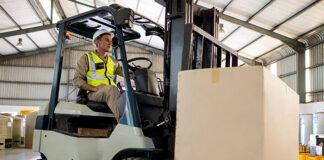 operario de carga y descarga operator