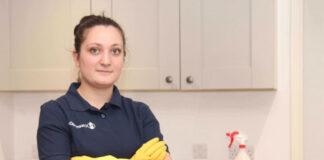 personal de limpieza de casas nuevas y vacias empty house cleaning staff limpiadoras limpiadores empleo de limpieza sin experiencia