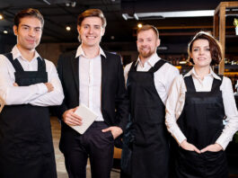 personal de restaurante employees