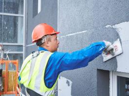 personal para construccion trabajo en obra operario Construccion albañil builder construction personnel work on site oficial albañil en españa