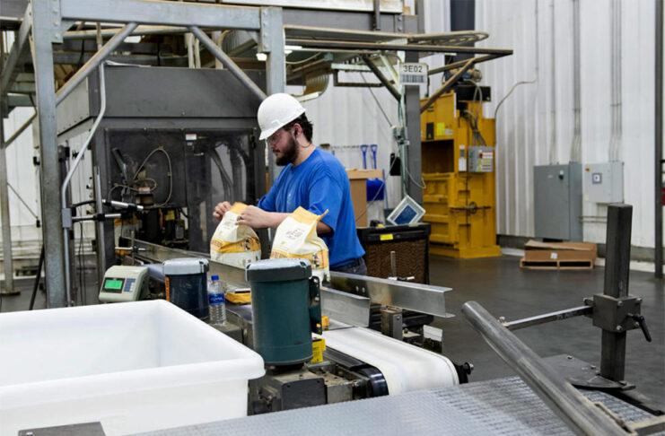 produccion y empaque production operators