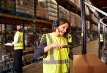 Jefe de Bodega y Recepción de Mercadería Head of Warehouse and Merchandise Reception auxiliar de bodega